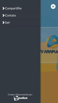 Tv Arapuan HD screenshot 2