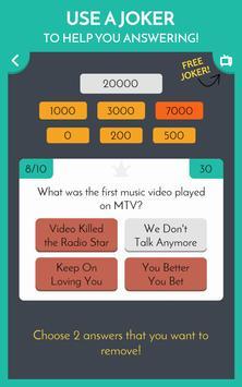 Joker Trivia Quiz screenshot 5