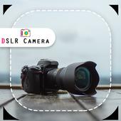 DSLR Camera : Hd Ultra Professional Camera icon
