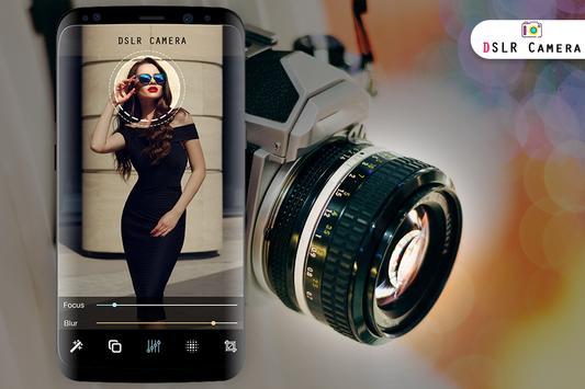 DSLR Camera : Hd Ultra Professional Camera screenshot 3