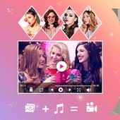 Photo to Video Maker : Music SlideShow Maker icon