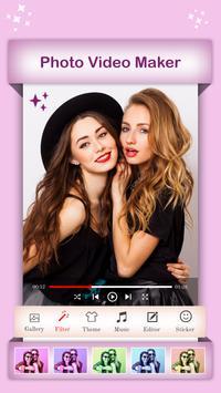 Photo to Video Maker : Music SlideShow Maker poster