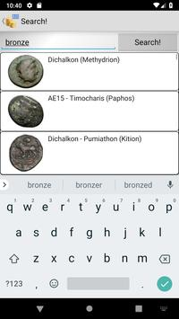 Coins from Ancient Greece screenshot 8