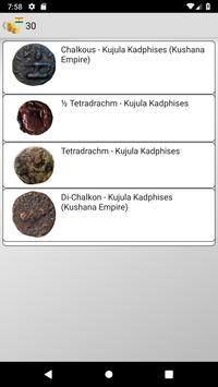 Coins from Ancient India poster