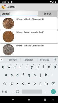 Coins from Serbia screenshot 8