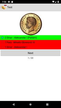 Coins from Serbia screenshot 9