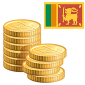 Coins from Sri Lanka icon