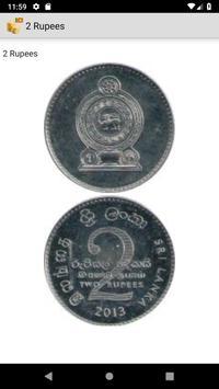 Coins from Sri Lanka screenshot 1