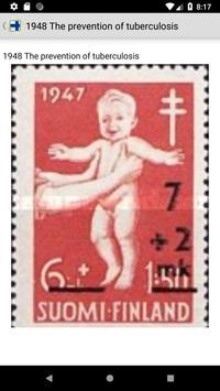 Finland postage stamp screenshot 13