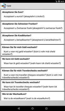 Sprachführer Niederländisch screenshot 10