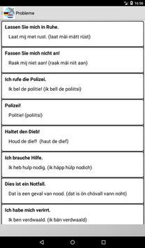 Sprachführer Niederländisch screenshot 5