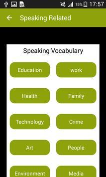 Vocabulary for PTE screenshot 2
