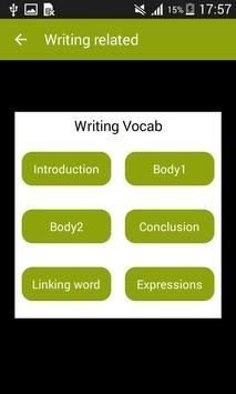 Vocabulary for PTE screenshot 3