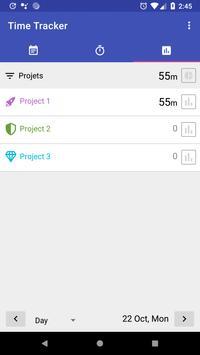 Time Tracker screenshot 2