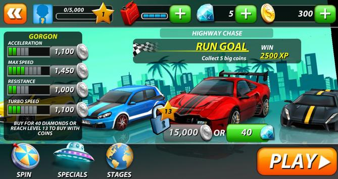 On The Run 3D imagem de tela 2