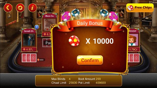 Teen Patti Cash screenshot 3