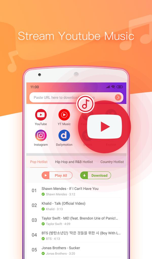 Youtube To Mp3 Tubebus For Android Apk Download