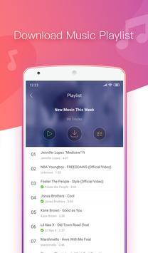 Youtube to MP3 - TubeBus screenshot 2