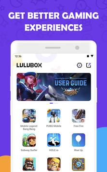 Lulubox-Free Skin for Mobile Legends poster