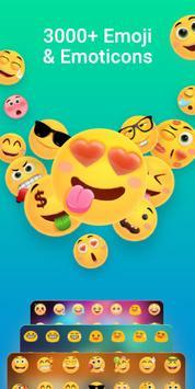 Emoji Keyboard الملصق