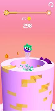 Circle Jumper Tower screenshot 1