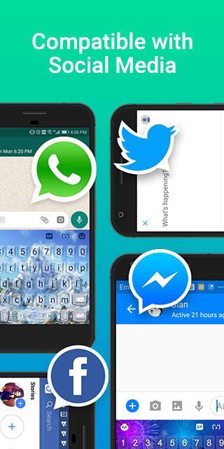 Download aplikasi Emoji Keyboard