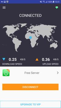 Best VPN - Unlimited Free VPN screenshot 1