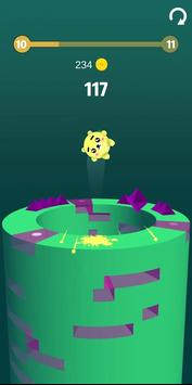 Circle Jumper Tower screenshot 2