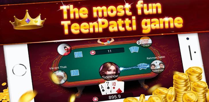 Hapy TeenPatti syot layar 6