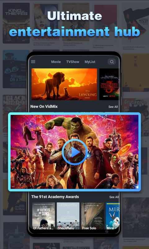VidMix for Android - APK Download