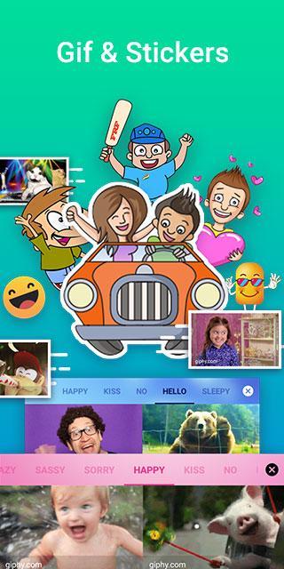 Free aplikasi android Emoji Keyboard