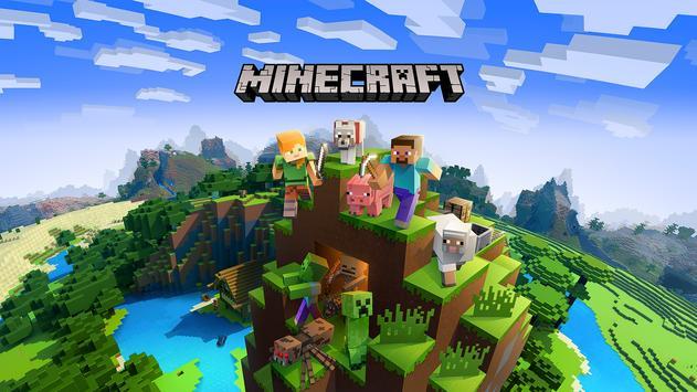 Minecraft Online poster