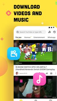 YouTube Downloader and MP3 Converter Snaptube تصوير الشاشة 3