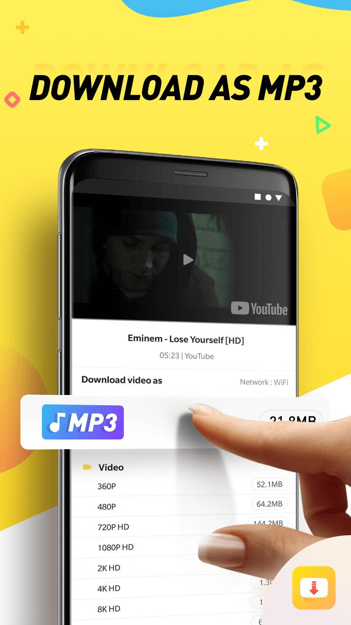 SnapTube APK Download, free youtube hd video downloader for Android