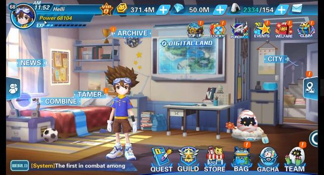 Digital World screenshot 11