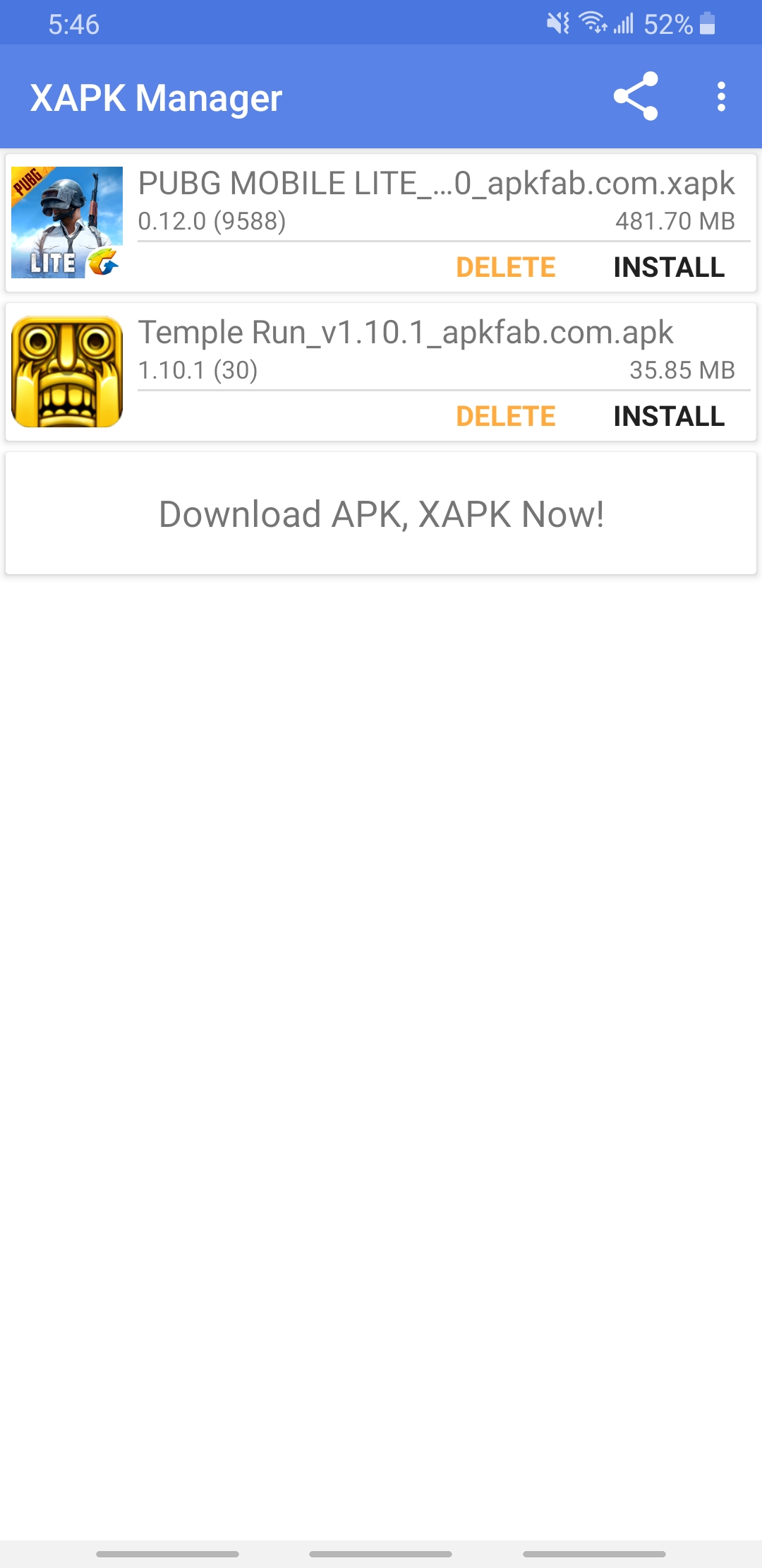 XAPK Manager APK for Android – Download XAPK Manager 2 1 0