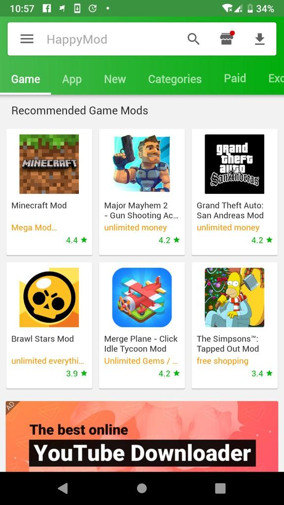 HappyMod for Android - APK Download