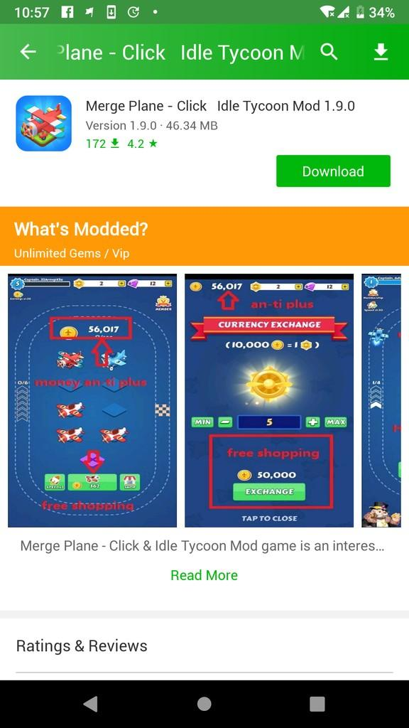 HappyMod screenshot 1