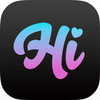 HiNow Video Chat आइकन