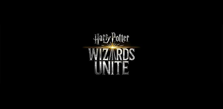 Harry Potter Wizard Unite 海报